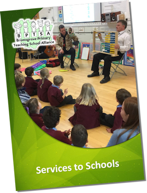 services to school brochure bromsgrove primary teaching school alliance